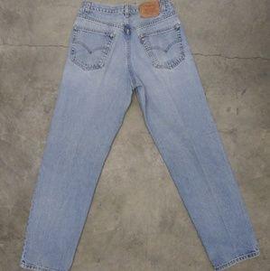 d8bf55aec1c Levi's Jeans | Trade W Schoolgirl12 Vintage Levis 550 W30xl32 | Poshmark